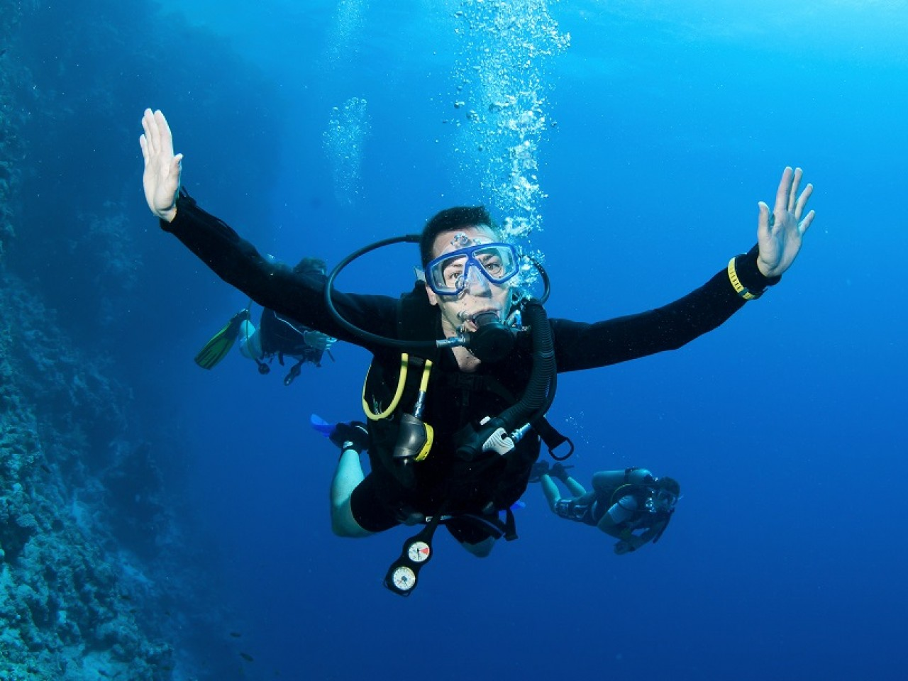 Experience Scuba Diving in Halkidiki