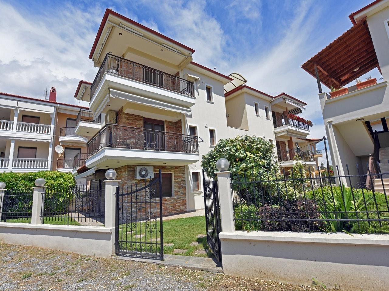 Apartments in Halkidiki