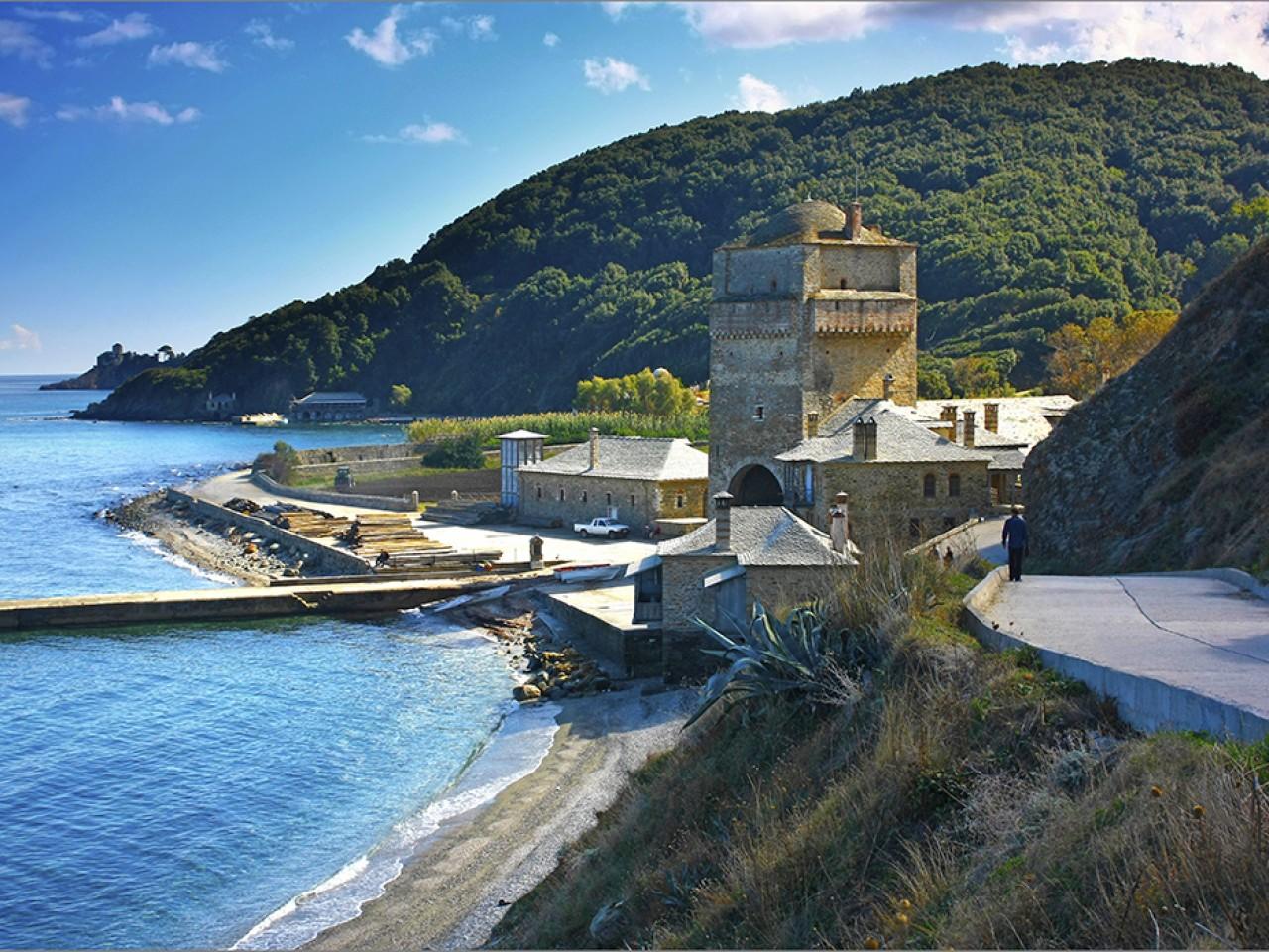Cruises to Mount Athos – with transfer