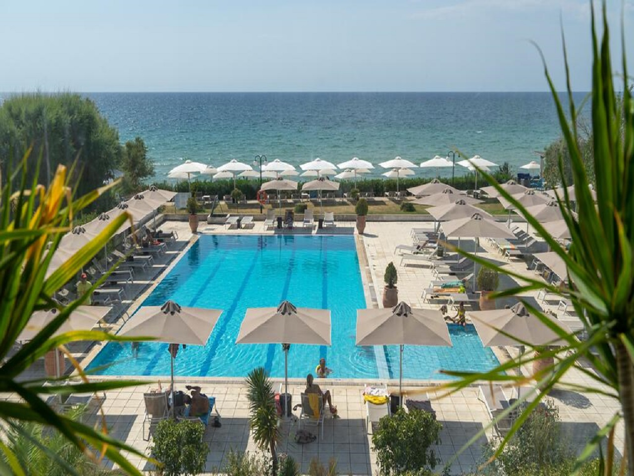 Kassandra Mare Hotel & Spa Club – Nea Potidea Halkidiki
