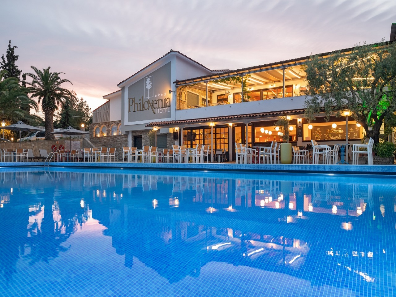 Philoxenia Hotel – Psakoudia Halkidiki