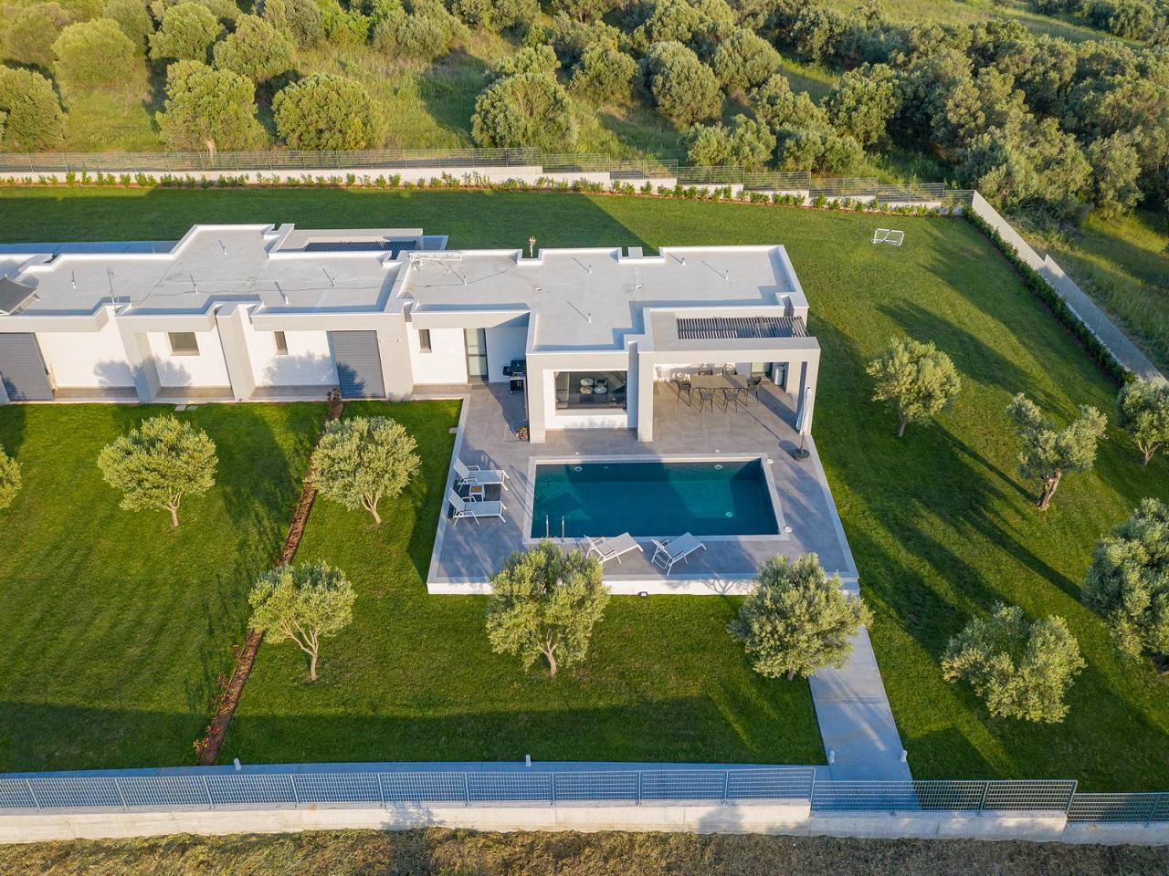 Villas in Halkidiki