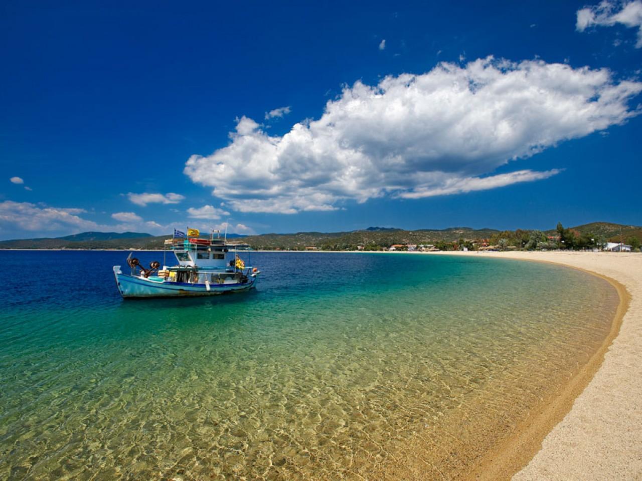 Athos & Blue Lagoon Cruises – with transfer