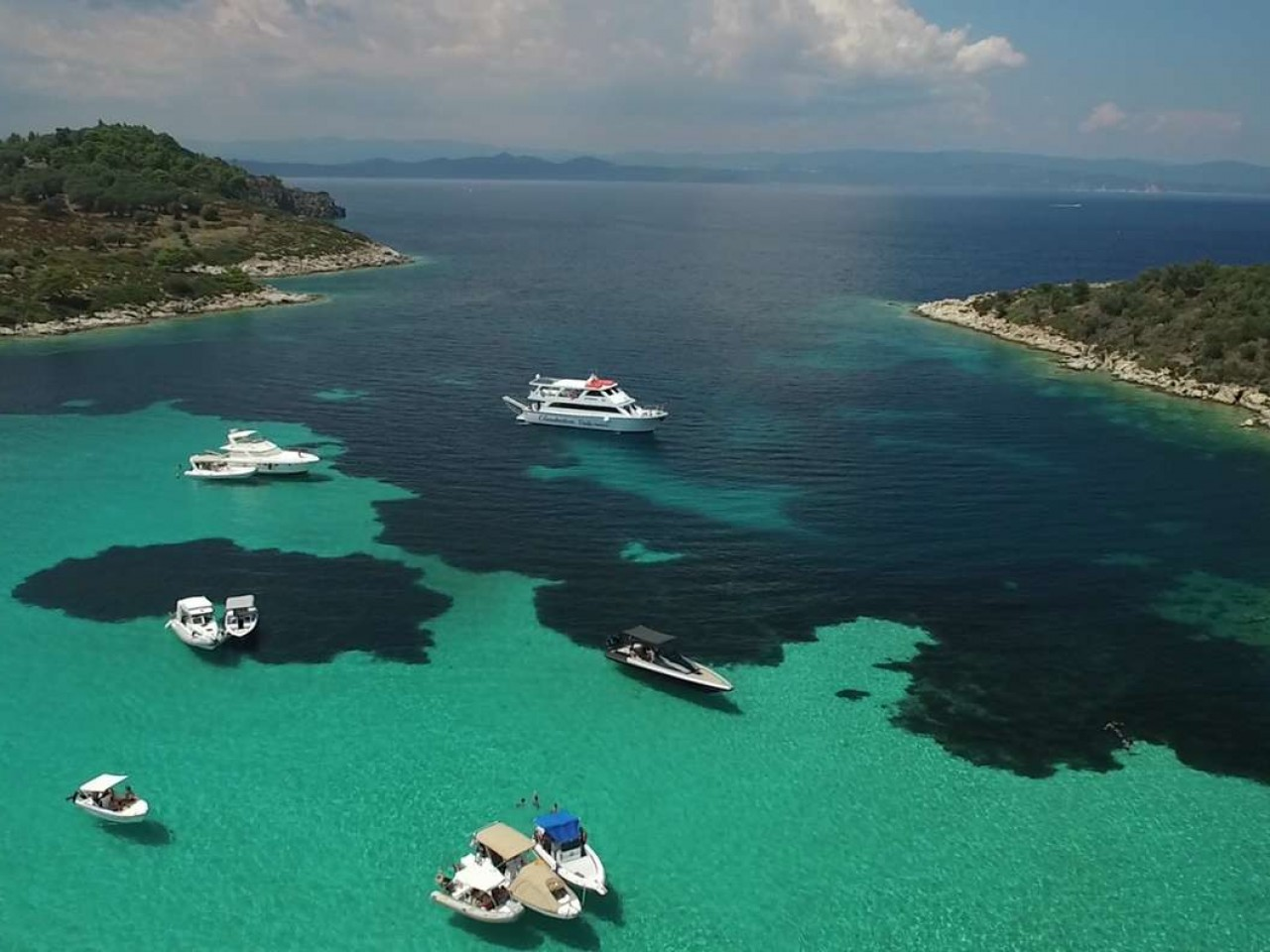 Athos & Blue Lagoon Cruises – Boat tickets only