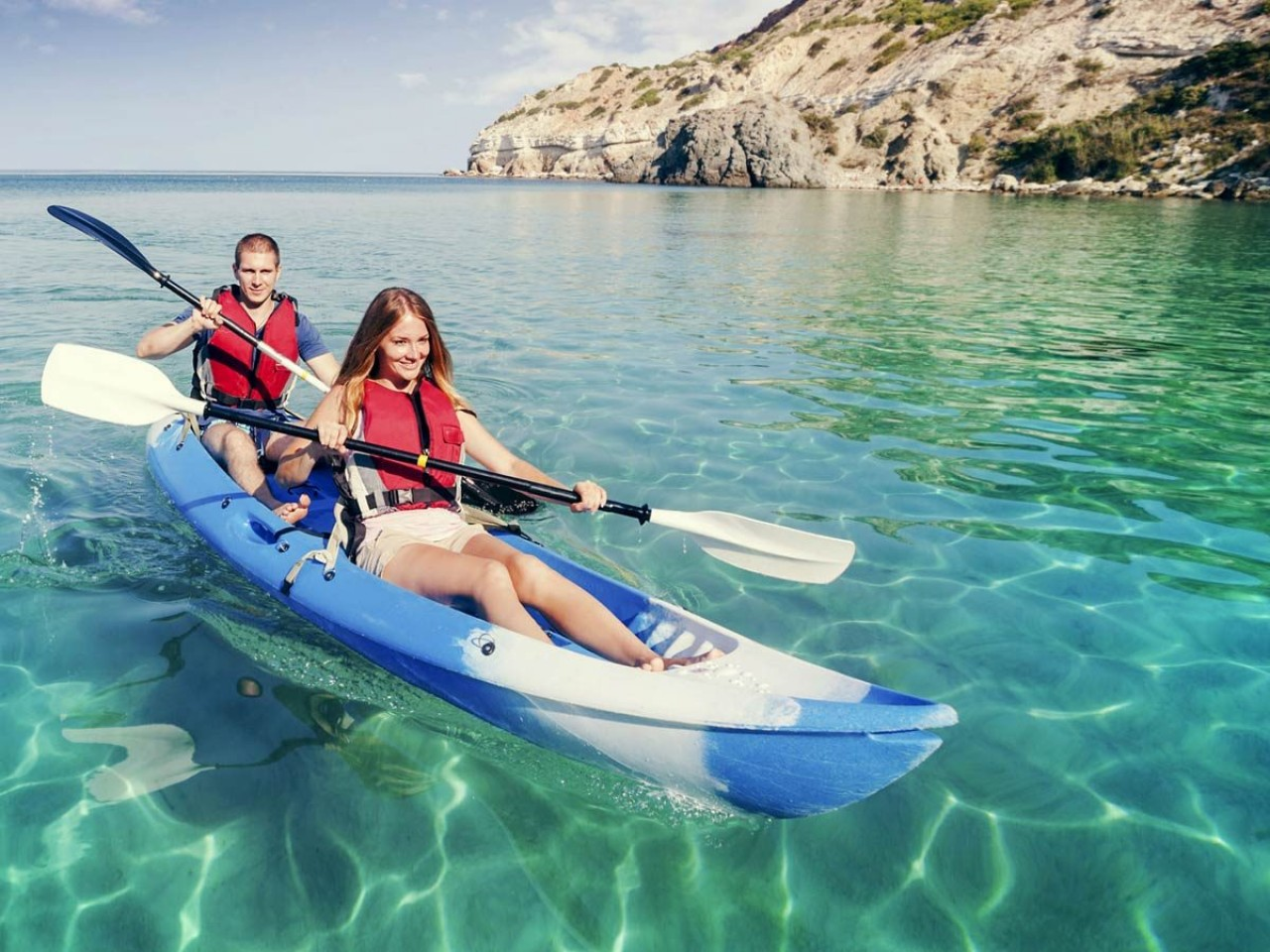 Experience Canoe Kayak in Sithonia – Halkidiki