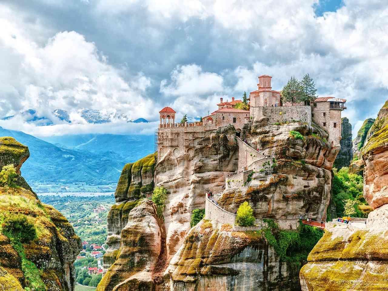 Fascinating Epirus and Meteora