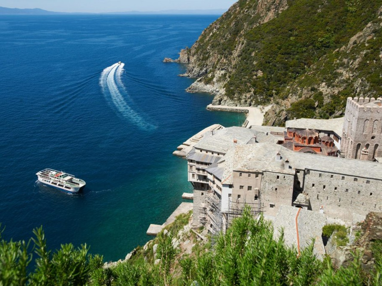 Mount Athos Cruises – Boat tickets only