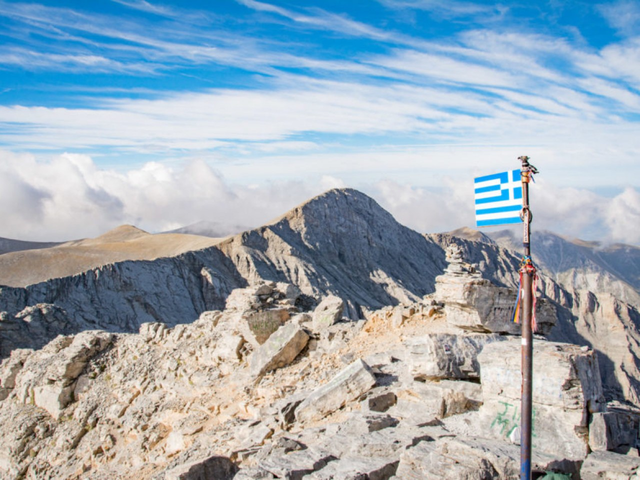 Daily tours to Mount Olympus / Dion – with transfer