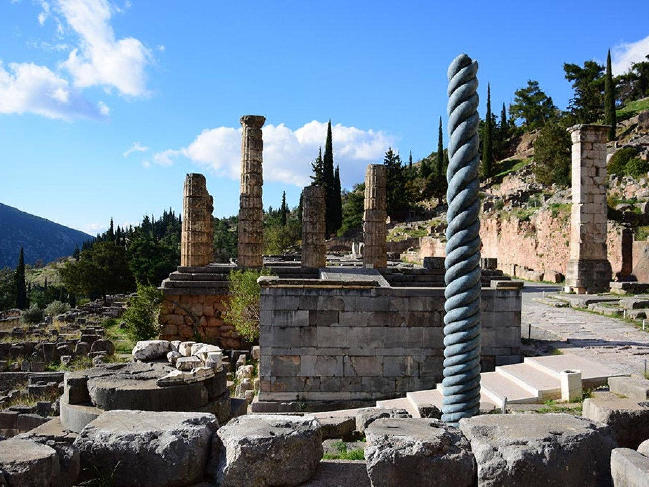 Daily tours to Pella / Vergina – with transfer