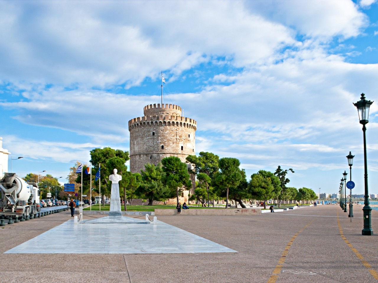 Daily tours to Thessaloniki – with transfer